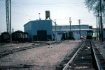 1331-21 BN GE units stored at Ex-GN Mpls Junction engine shop