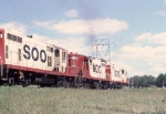 "1371-22 Eastbound SOO ""ET"" with pushers"