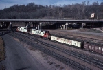 1385-16 Westbound SOO/MILW freight passes Hoffman Avenue