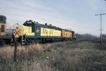 1386-22 Eastbound C&NW freight