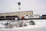 1386-30 SOO/MILW locos at Pigs Eye shop