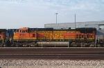 BNSF 4604