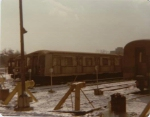 IND F Train In The Yard