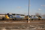 TORC 996 on Stanley yard puller