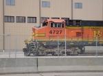 BNSF 4727 profile