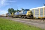 CSX 7765 heads for Walbridge