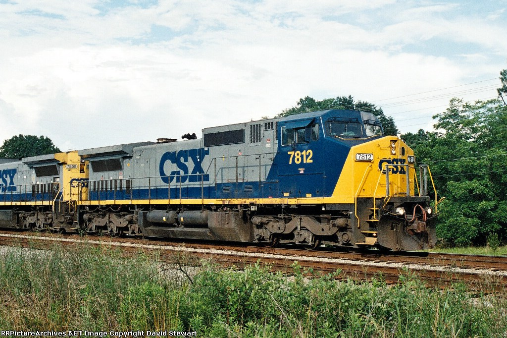 CSX 7812