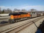 BNSF 6025