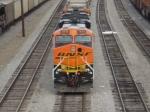 BNSF Coal Trains