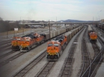 BNSF Coal Trains