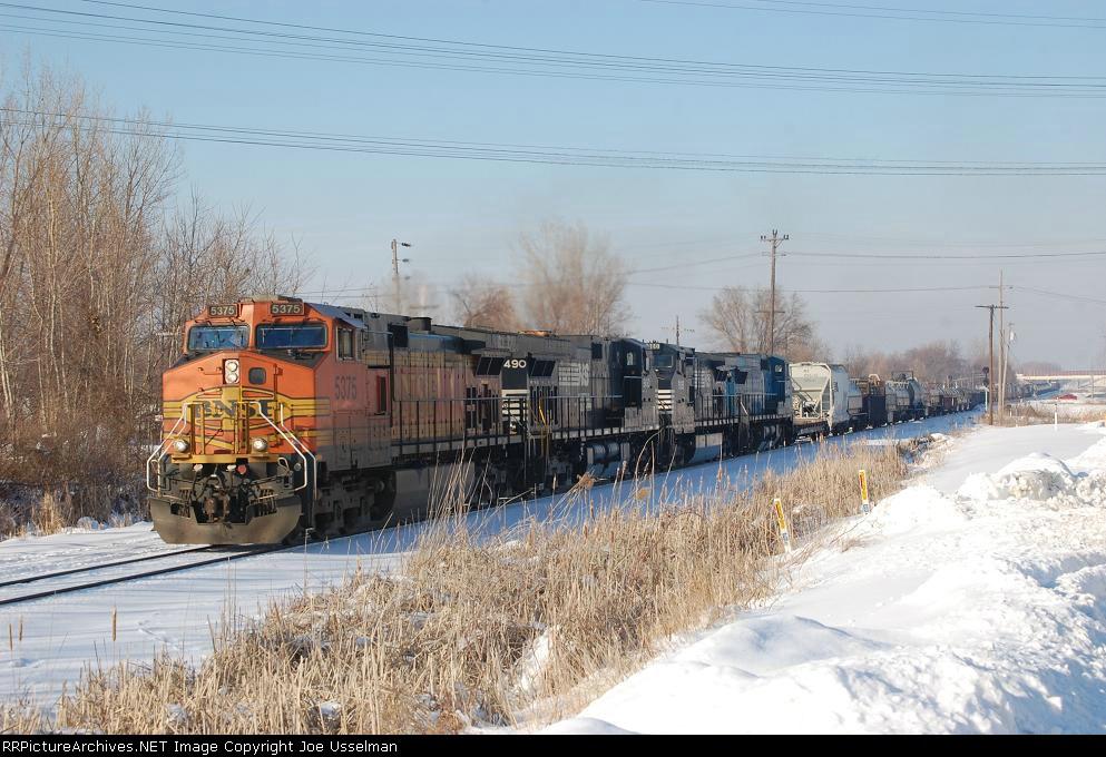 BNSF 5375