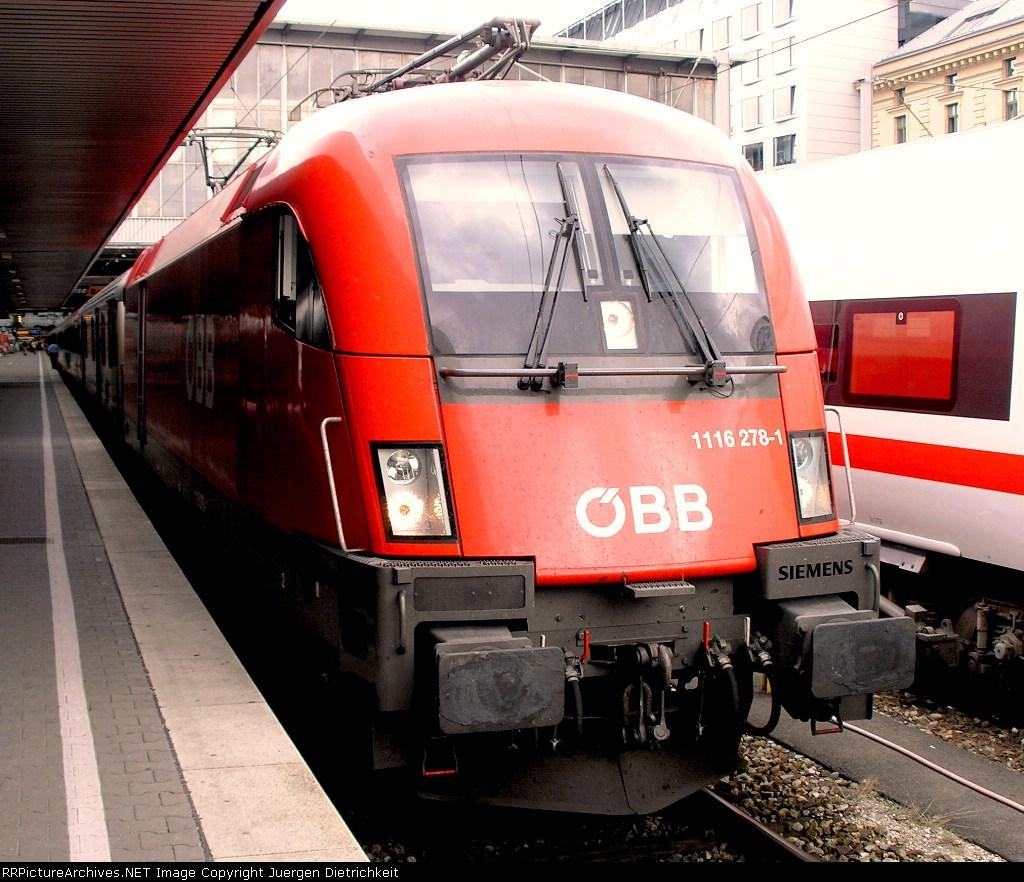 OeBB 1116 278-1