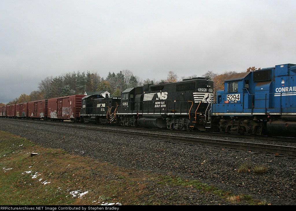 NS 5293 & NS 2106