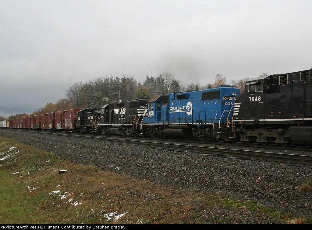 NS 5294, NS 5393 & NS 2106