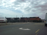 BNSF 1045
