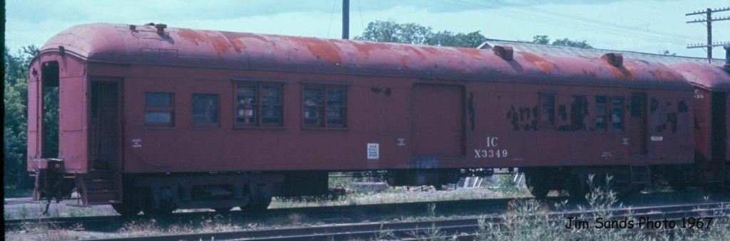 IC X3349 1967