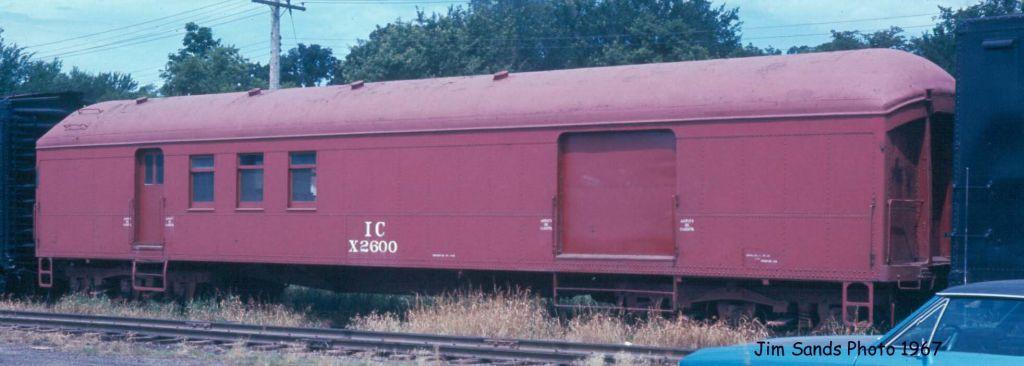 IC X2600 1967