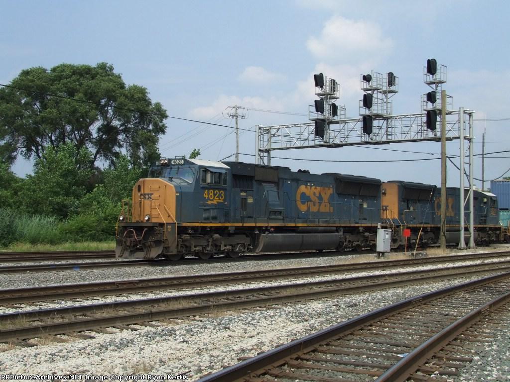 CSX 4823
