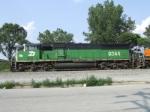 BNSF 9244