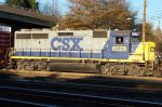 Ex C&O GP40-2 Does the Richmond Switching