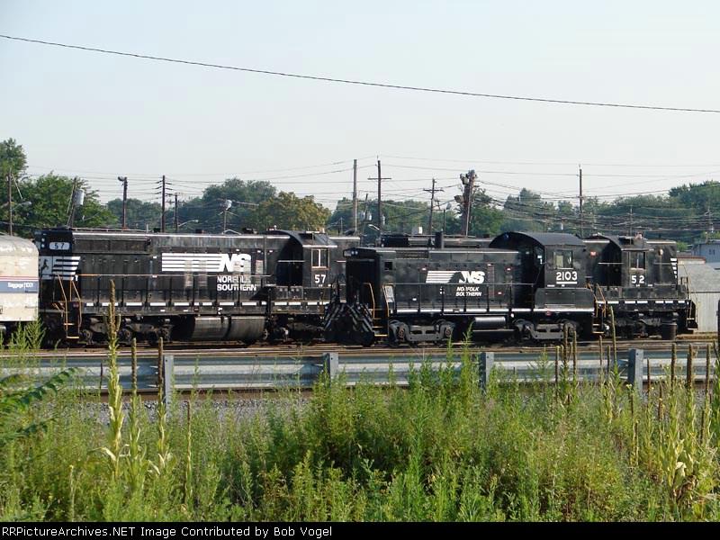 NS 2103, 52, & 57