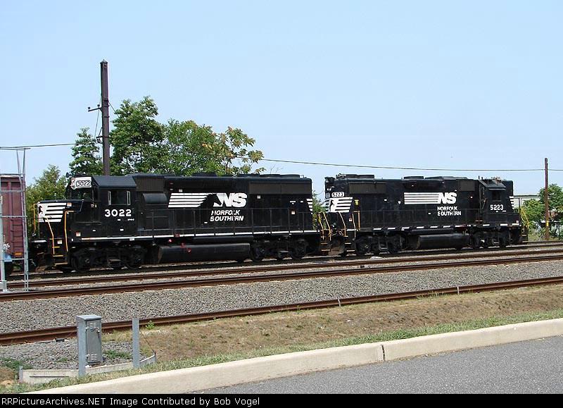 NS 3022 & 5223
