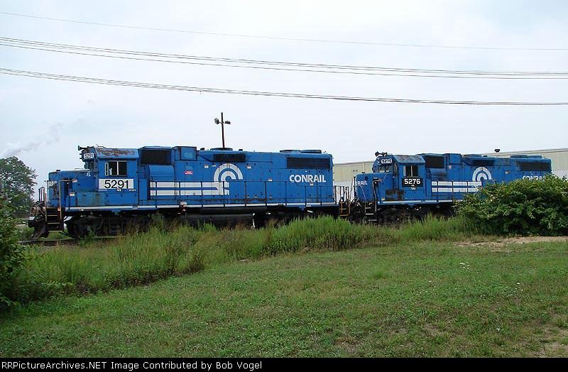 NS 5291 & 5276
