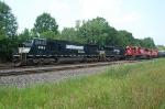 NS 2582, NS 7508, SOO 6056, & CP 6053