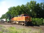 BNSF 5485 SB Freight