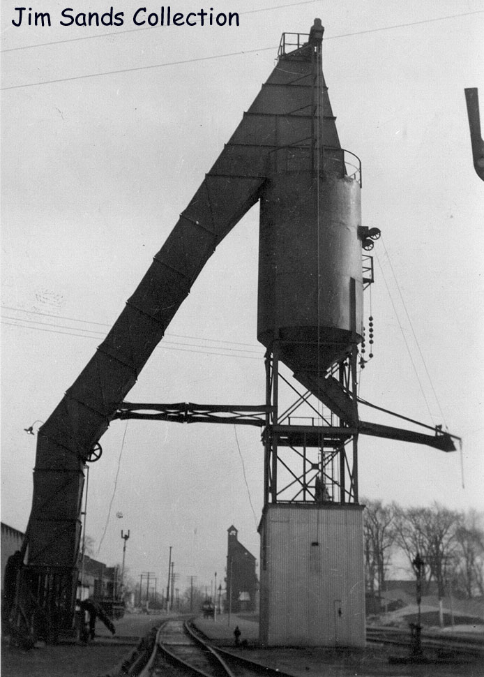 Milwaukee Coal Tower No Date