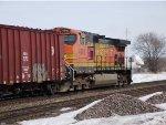 BNSF 4992 (DPU)