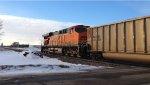 BNSF 6113 (DPU)