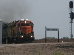 BNSF 2032 and BNSF 2942