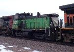 BNSF 3404