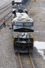 Southbound NS Coal