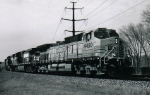 BNSF 4490 East