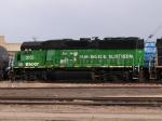 BNSF 3162