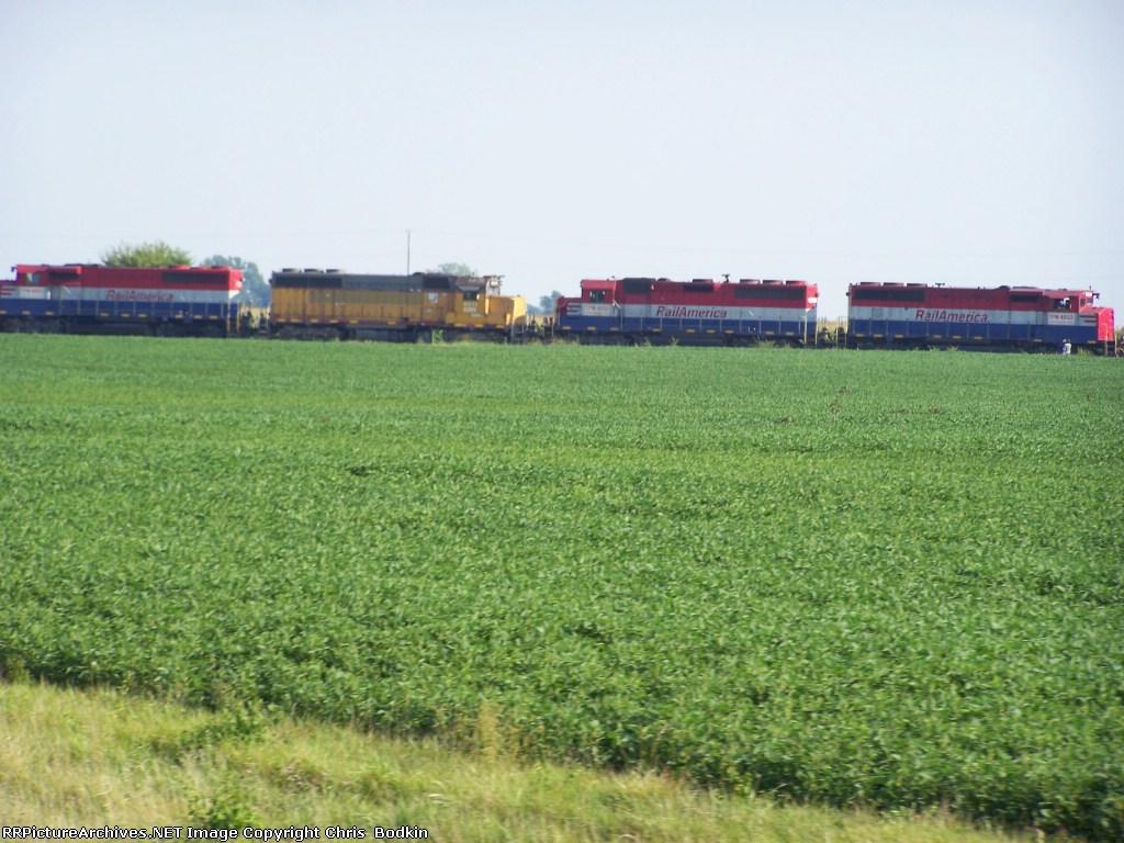 TP&W train