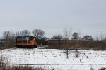 """Readying the Polar Express for its trip """"north"""""""
