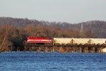 Wisconsin River Bridge Sequence 3/3