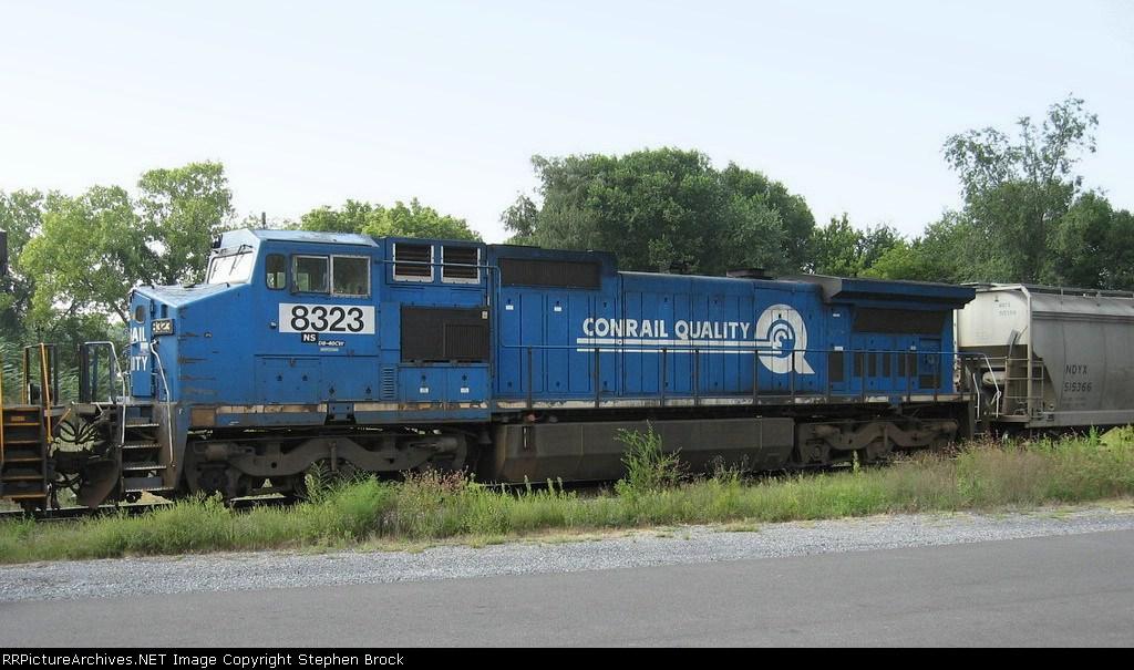 NS 8323