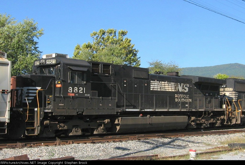 NS 8821