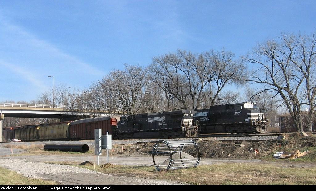 NS 9703 & 9087