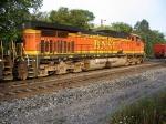 BNSF 4552