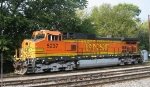 BNSF makes another appearance