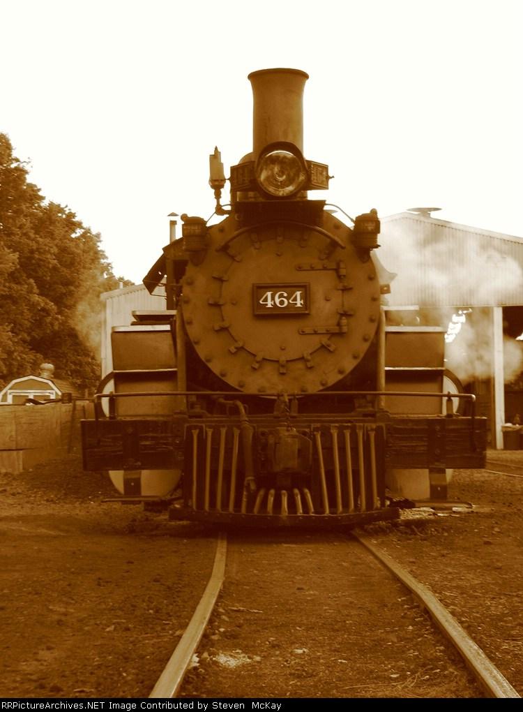 DRGW 464