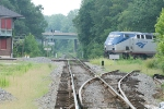I think this is Amtrak Train #90, the northbound Palmetto passing HN Tower