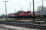 CP #501 on the B&OCT