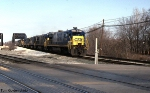 CSX Herder--CSX 5834, 5889, 5853, 5842 (To Name a Few)