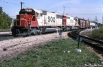 SOO 6010 and 784 Detour on the IHB
